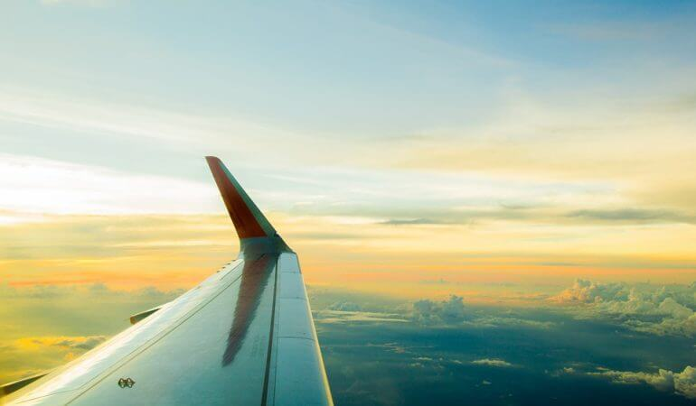 Consigli per un lungo volo intercontinentale