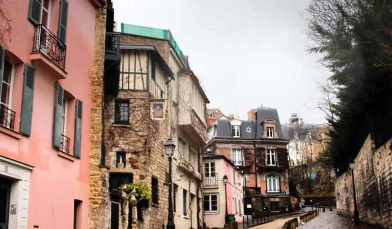 Una passeggiata a Montmartre, la collina più famosa di Parigi